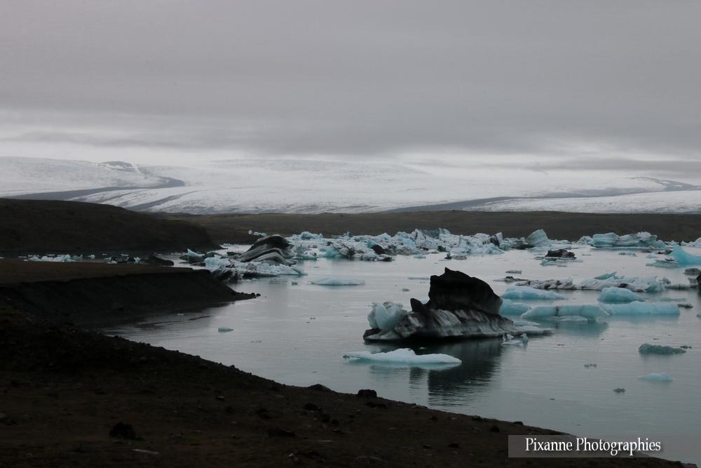 Europe, Islande, Islande du Sud, Jokulsarlon,Jökulsárlón, Breidamerkurjokull, Breiðamerkurjökull