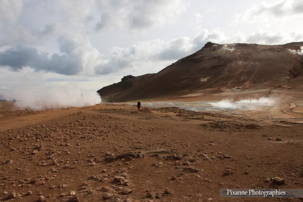 Europe, Islande, Namajfall, Hverir, Souvenirs de Voyages, Pixanne Photographies