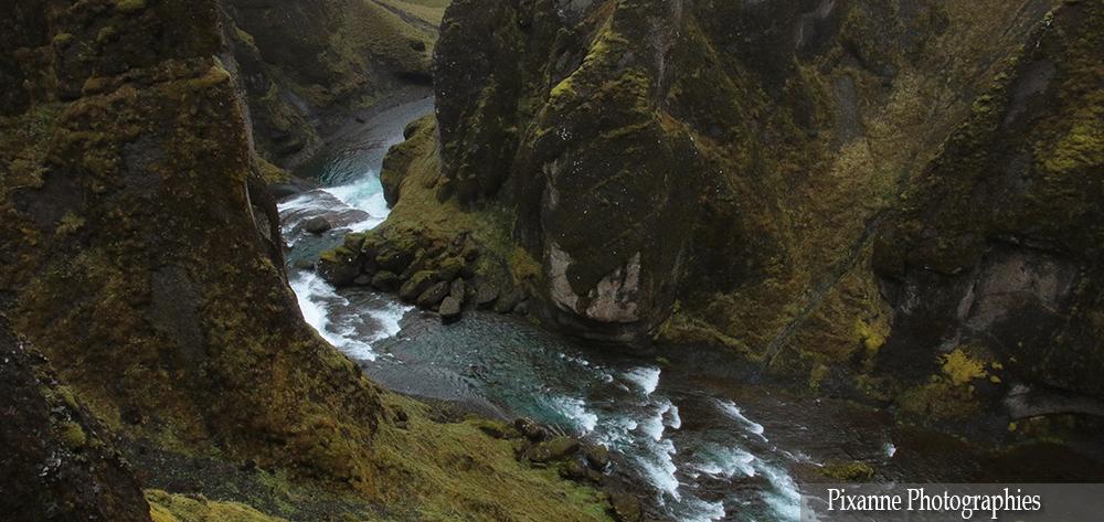 Europe, Islande, Canyon de Fjadrargljufur, Souvenirs de Voyages, Pixanne Photographies