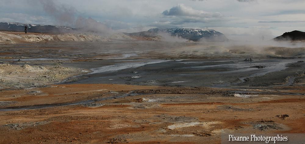 Europe, Islande, hverir, Souvenirs de Voyages, Pixanne Photographies
