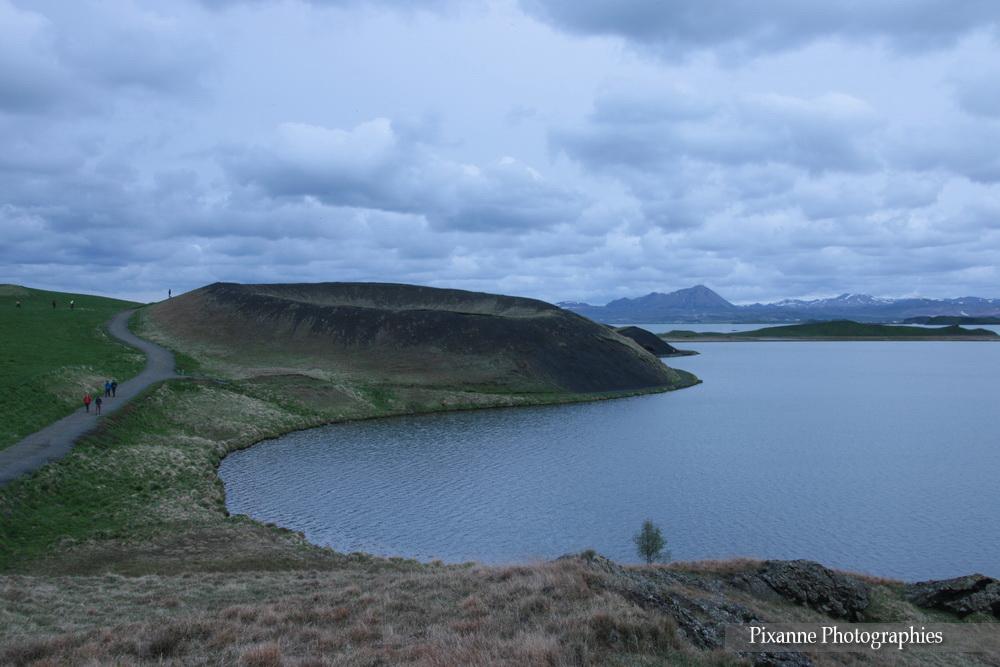 Europe, Islande, Lac Myvatn, Souvenirs de Voyages, Pixanne Photographies