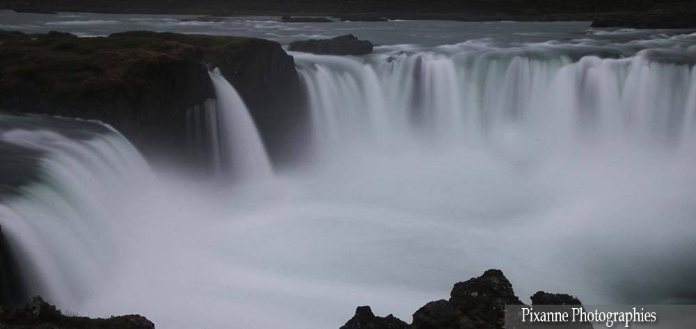 Europe, Islande, Godafoss, Souvenirs de Voyages, Pixanne Photographies