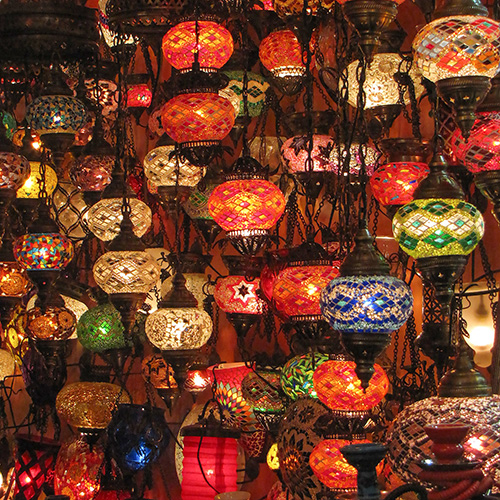 Asie, Turquie, Istanbul, Grand Bazar, Kapali Carsi, Souvenirs de Voyages, Pixanne Photographies