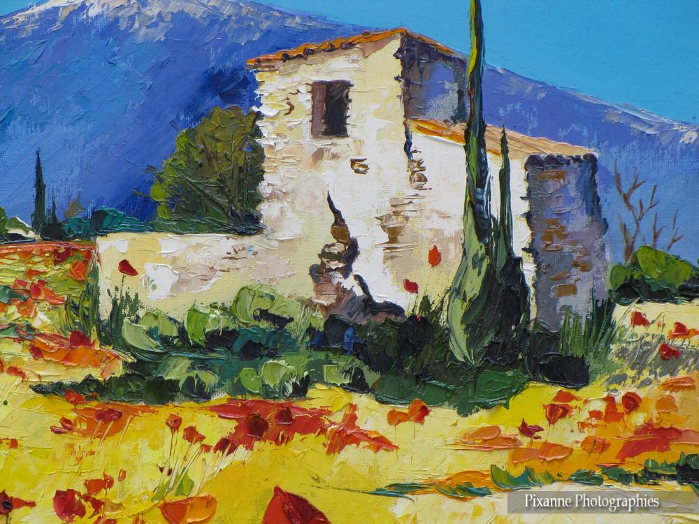 Europe, France, Paca, Bouches du Rhône, Baux de Provence, Souvenirs de Voyages, Pixanne Photographies