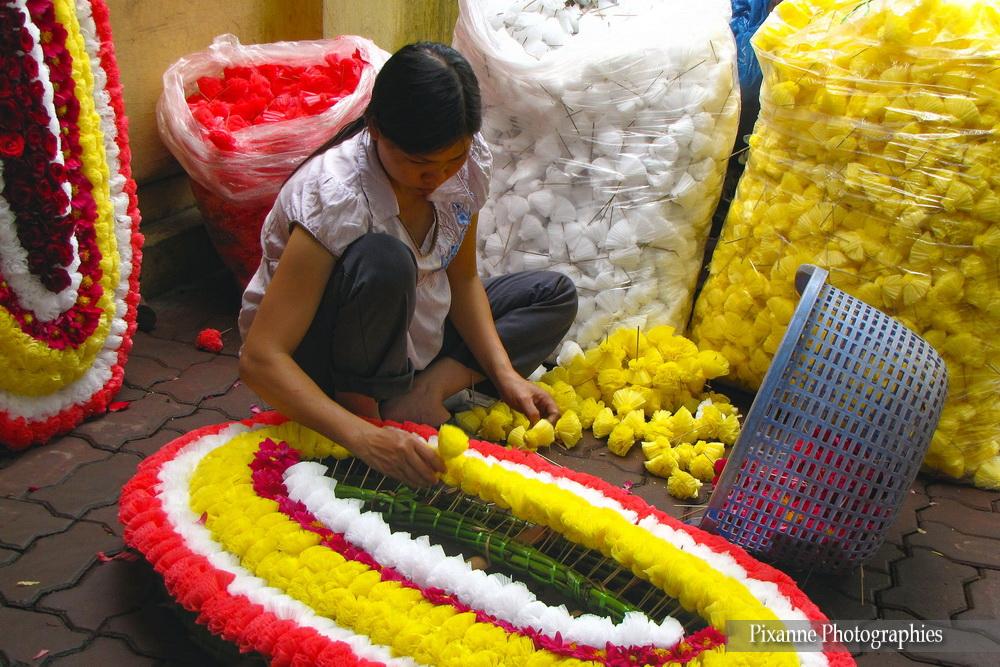 Asie, Vietnam, Hanoï, Quartier des 36 Rues, Souvenirs de Voyages, Pixanne Photographies