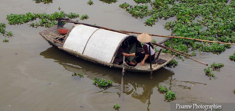 Asie, Vietnam, Baie d'Halong Terrestre, Hoa Lu, Pixanne Photographies