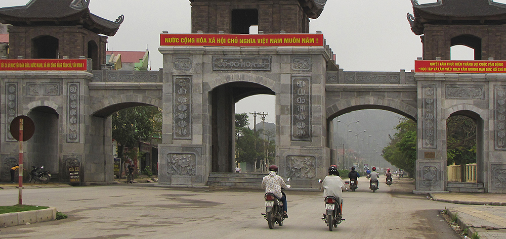 Asie, Vietnam, Baie D'Halong Terrestre, Hoa Lu, Souvenirs de Voyages, Pixanne Photographies