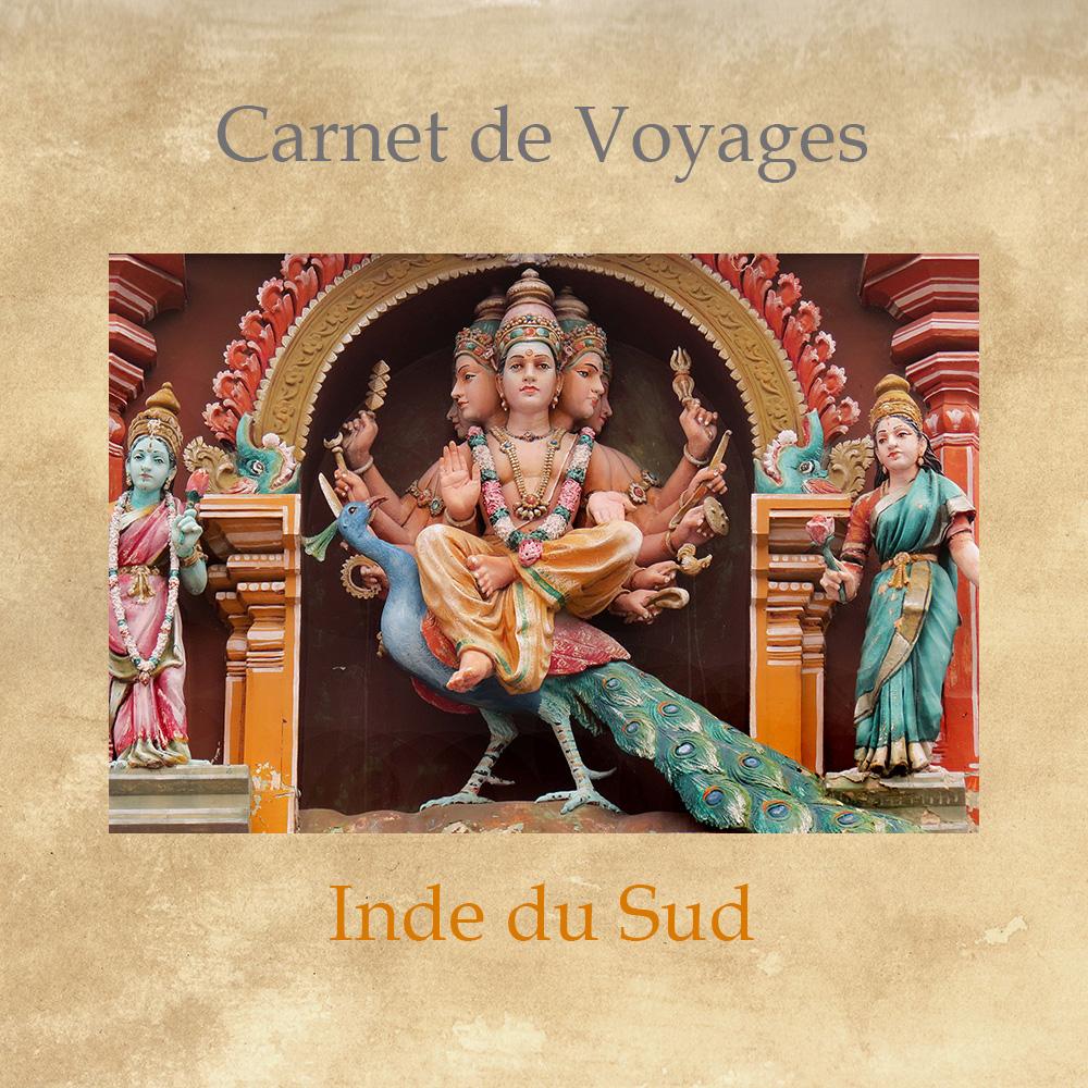 carnet de voyage, Tamil Nadu, Kerala, Karnataka, Souvenirs de Voyages, Pixanne Photographies