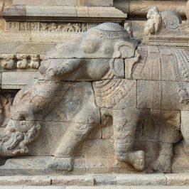 Asie, Inde du Sud, Tamil Nadu, Darasuram, Dharasuram, Airavatesvara temple, Souvenirs de Voyages, Pixanne Photographies