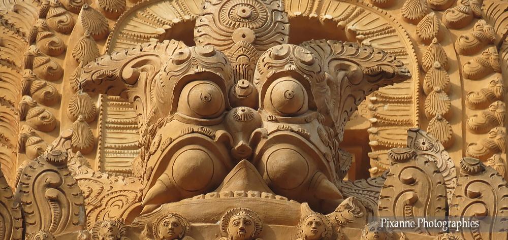Asie, Inde du Sud, Tamil Nadu, Thanjavur, Tanjore, Brihadishvara Temple, Souvenirs de Voyages, Pixanne Photographies