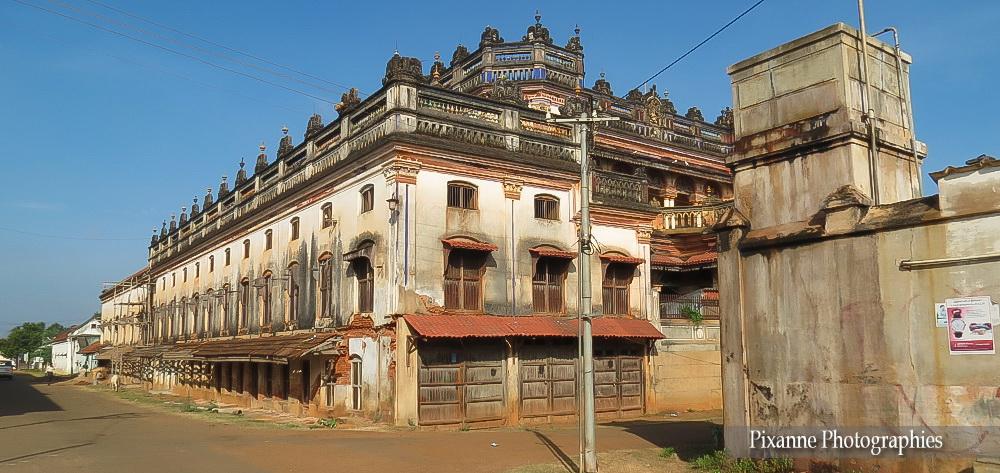 Asie, Inde du Sud, Tamil Nadu, Chettinad, Kanadukathan, Souvenirs de Voyages, Pixanne Photographies