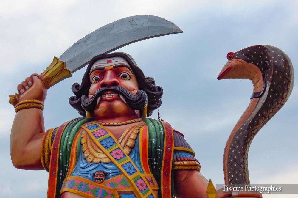 Asie, Inde du Sud, Karnataka, Mysore, Mysuru, Chamundi Hill, Chamundeshvari Temple, Nandi, Souvenir de Voyages, Pixanne Photographies
