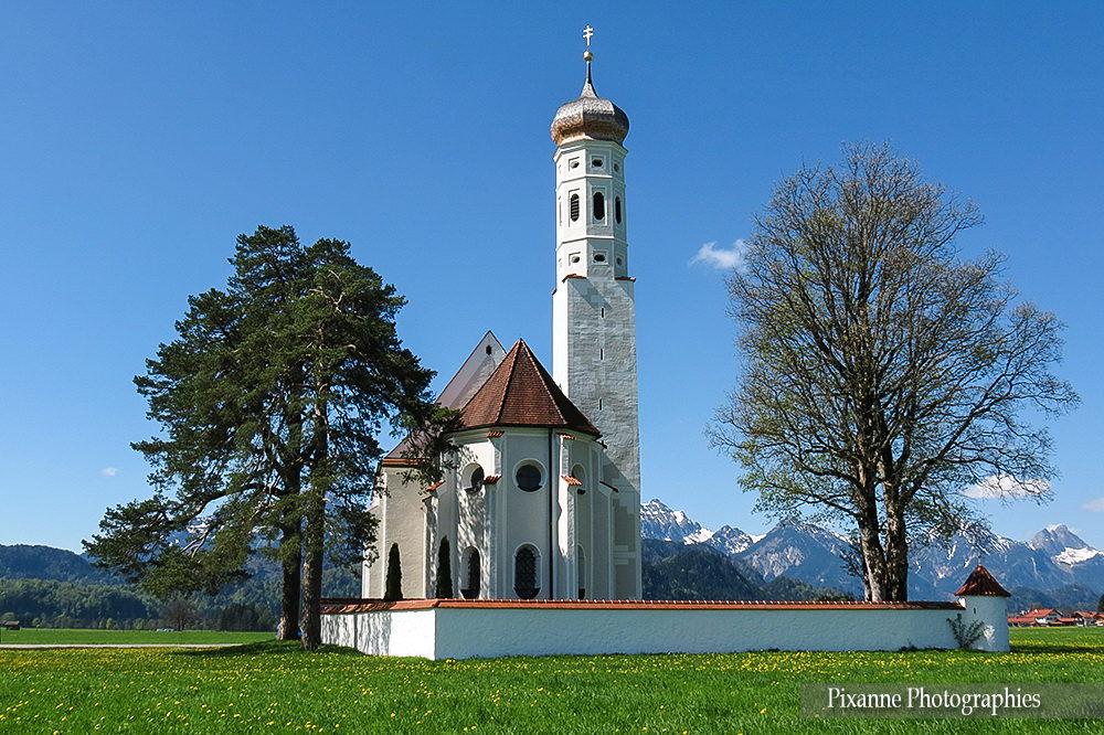 Europe, Allemagne, Bavière, Schwangau, Pixanne Photographies